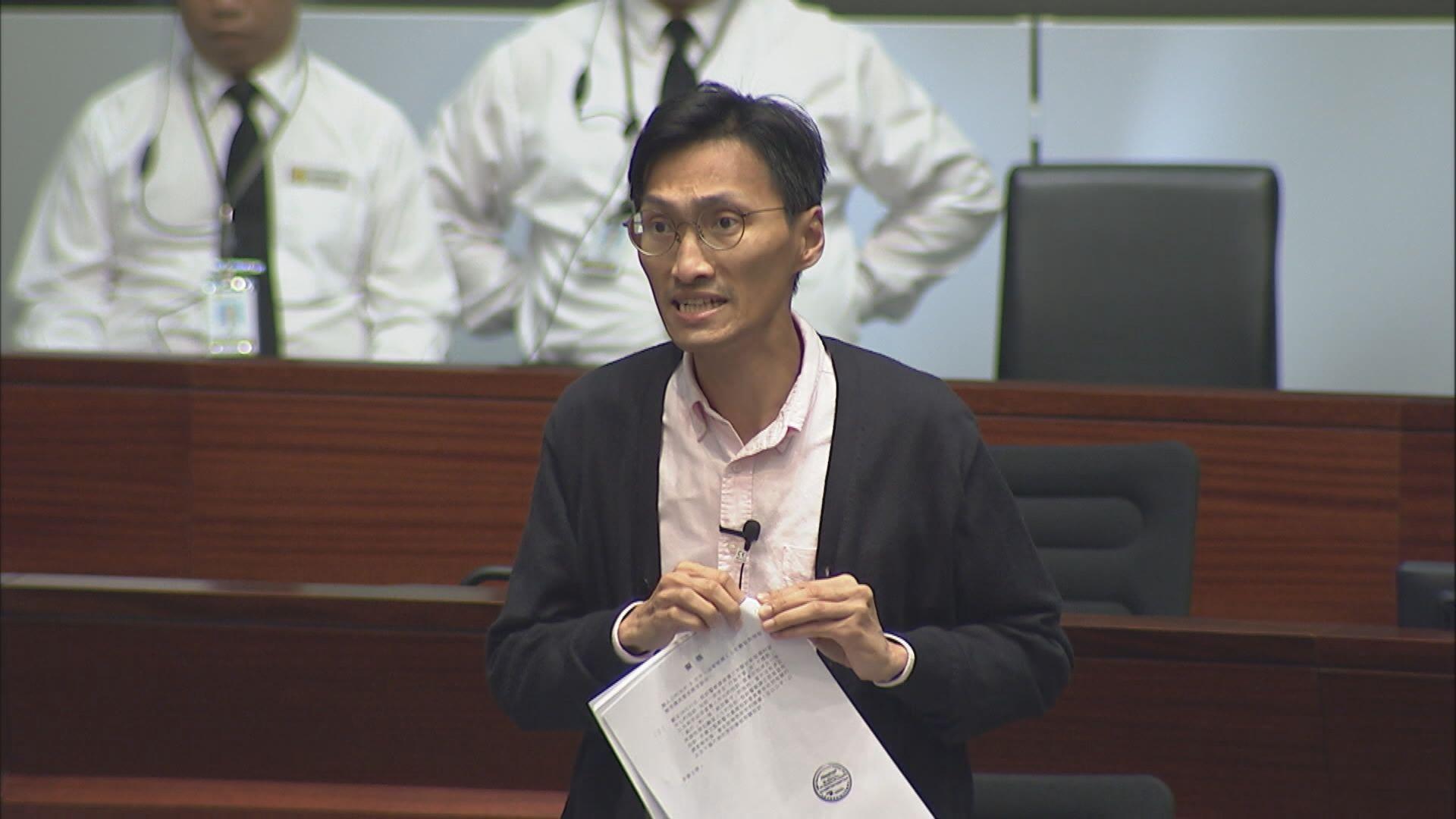 【12港人案】朱凱廸︰律師失聯無法提上訴 譚耀宗︰十天內可提上訴