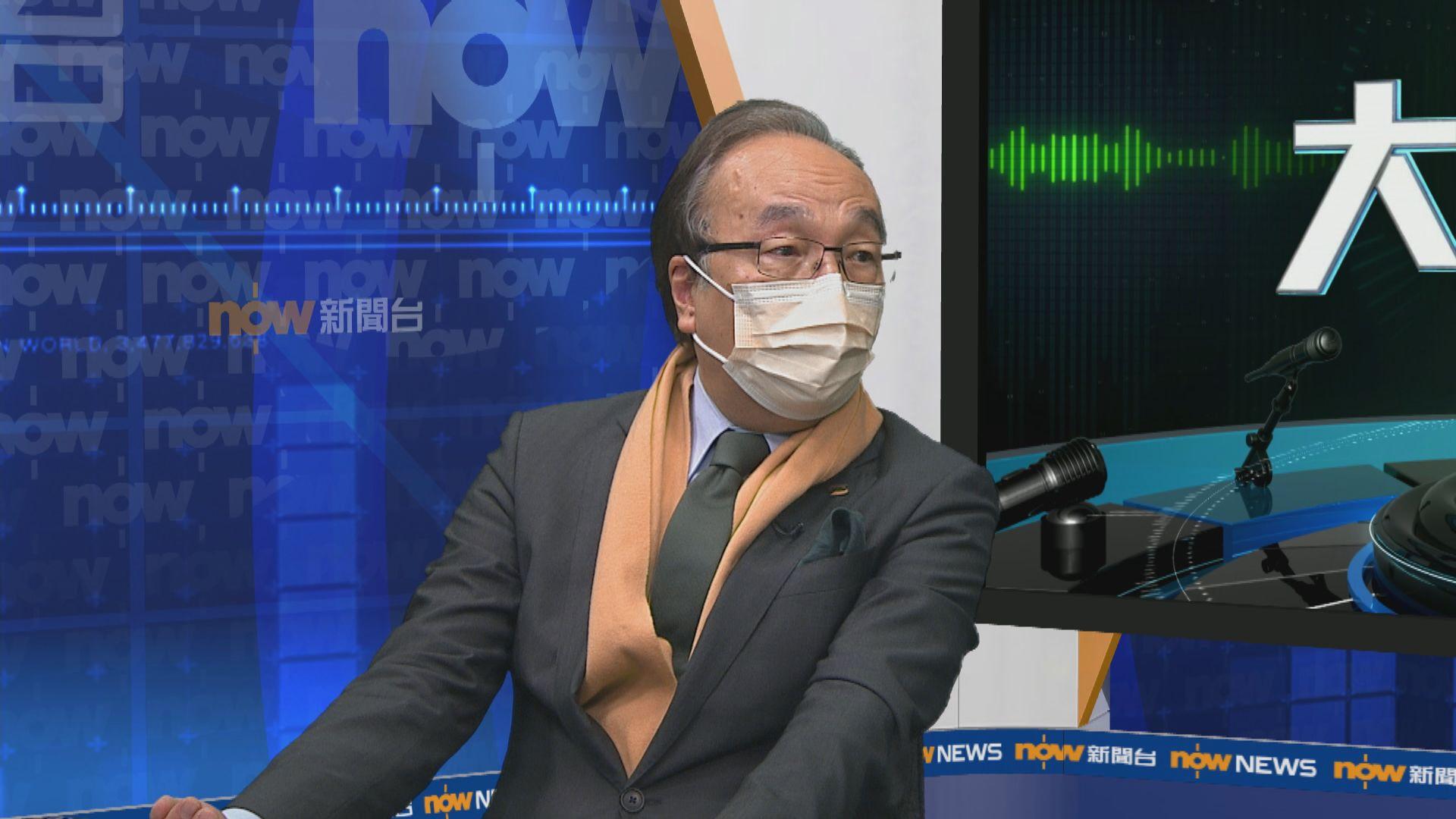 梁家傑:國安法生效後已兩次拒絕外國議會訪問