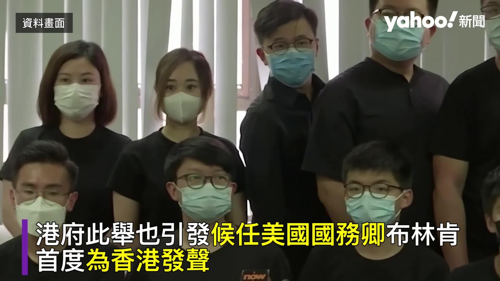 香港大搜捕!泛民主派至少52人被捕 警上門逮人畫面曝光