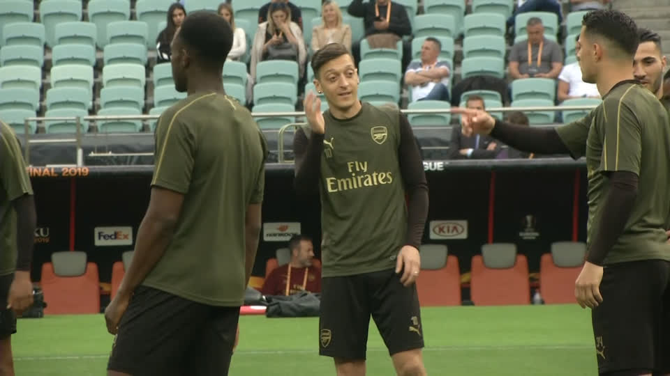 Fenerbahce agree in principle to sign midfielder Ozil from ...