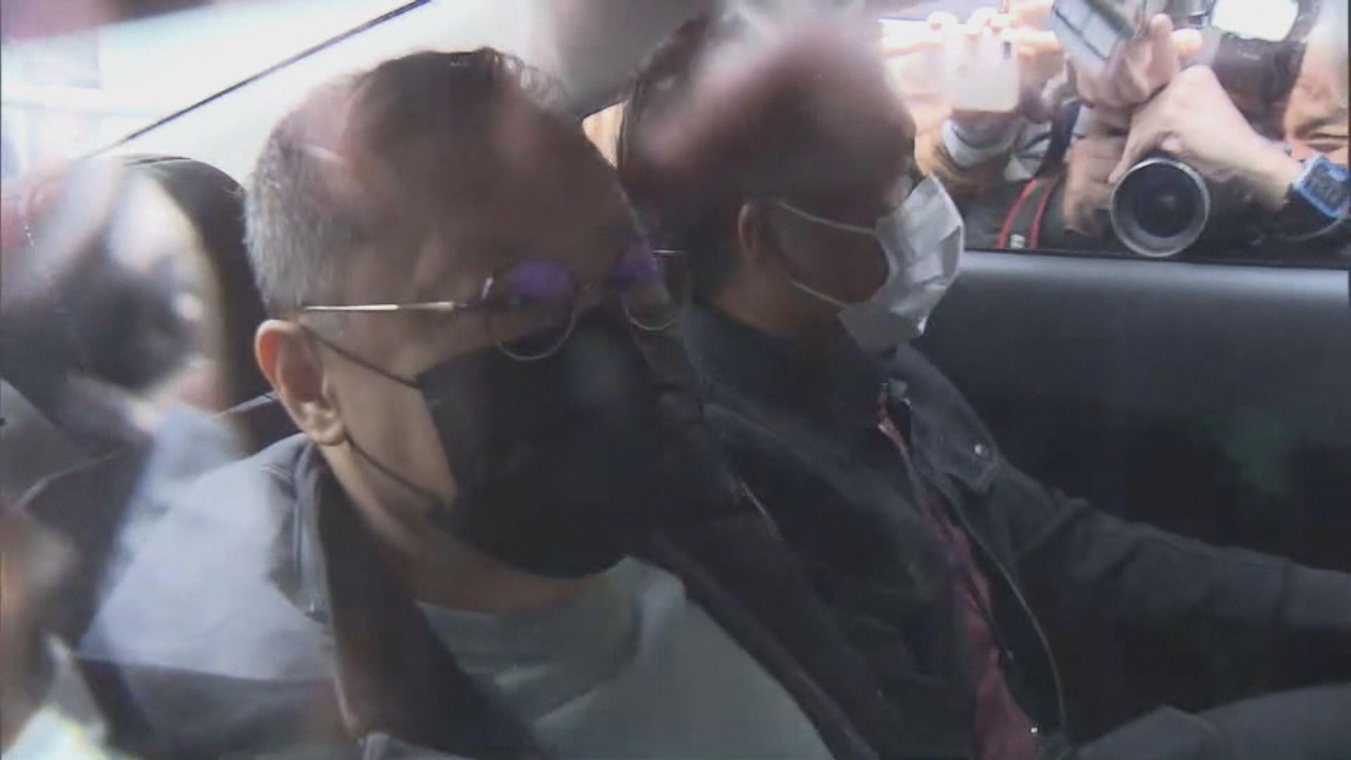 據了解涉國安法被捕人士將可獲保釋