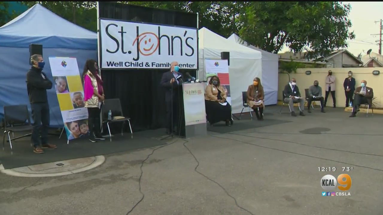 news.yahoo.com: Healthcare Workers In South LA To Receive COVID-19 Vaccine In Effort To Remove Stigma