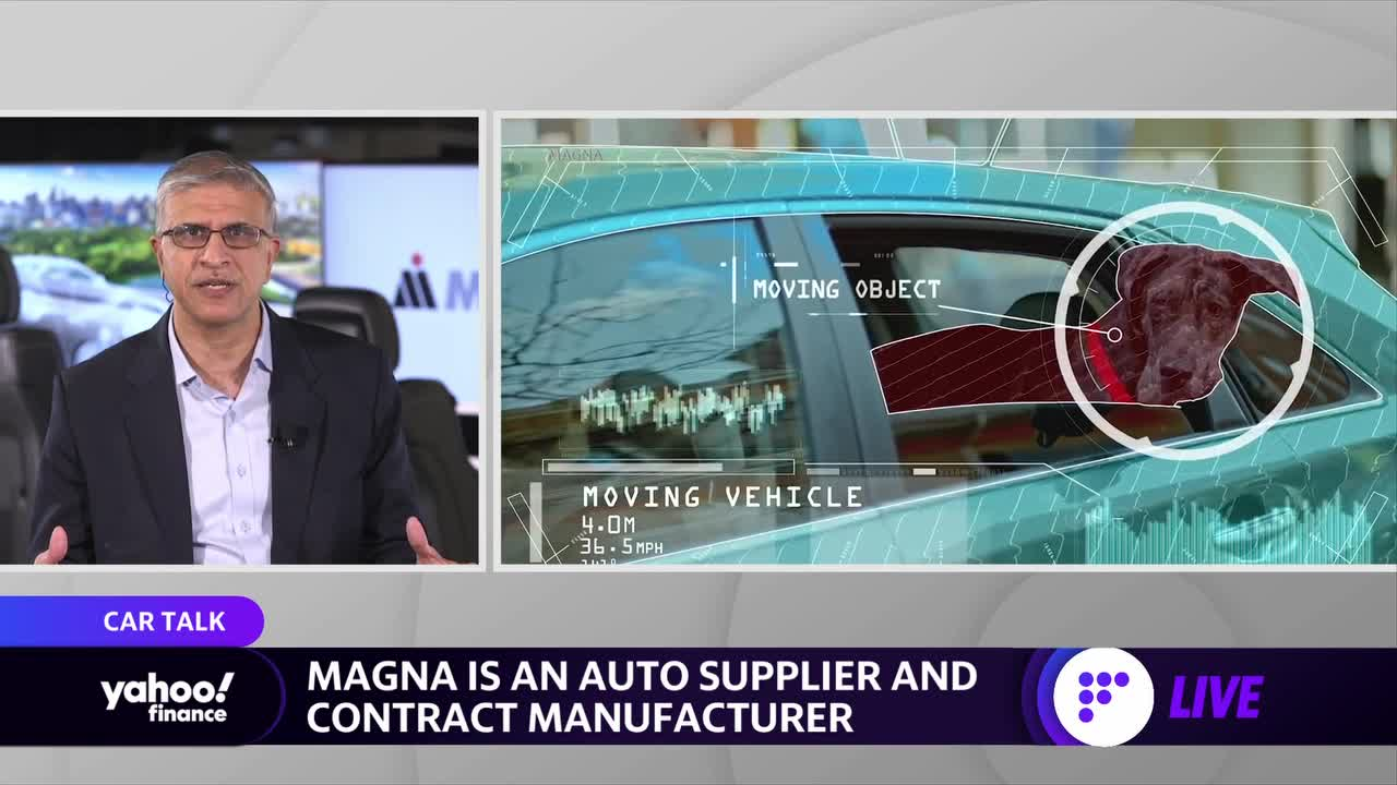 money.yahoo.com: Magna CEO on what's next for the auto industry