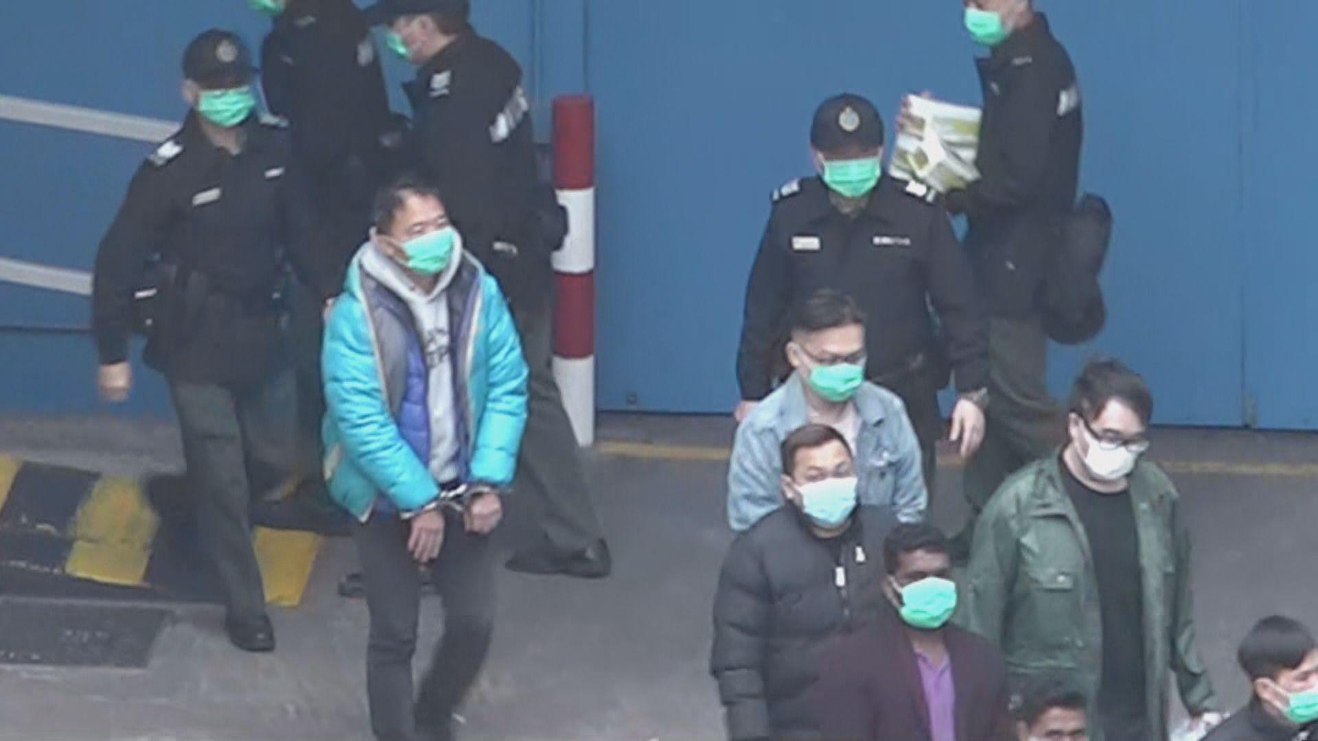 胡志偉涉違反保釋條件 案件今日再訊