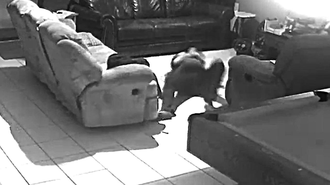 Deutsches Pärchen bumst am Sofa