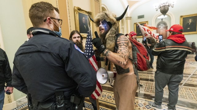news.yahoo.com: More Arrests Made in Connection to Capitol Riots