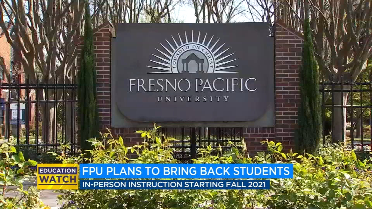 Fresno Pacific University To Return To In Person Instruction In The Fall