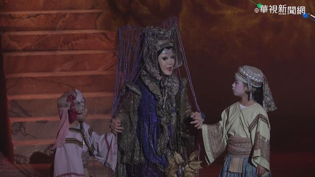 睽違28年 樓蘭女重現希臘悲劇經典