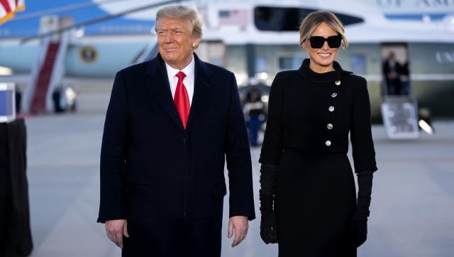 Melania Trump snobe (encore) Donald Trump : cette vidéo qui choque à leur départ de la Maison Blanche