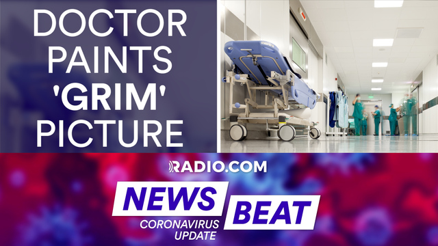 news.yahoo.com: LA doctor: Hospitals are in a 'crisis mode'