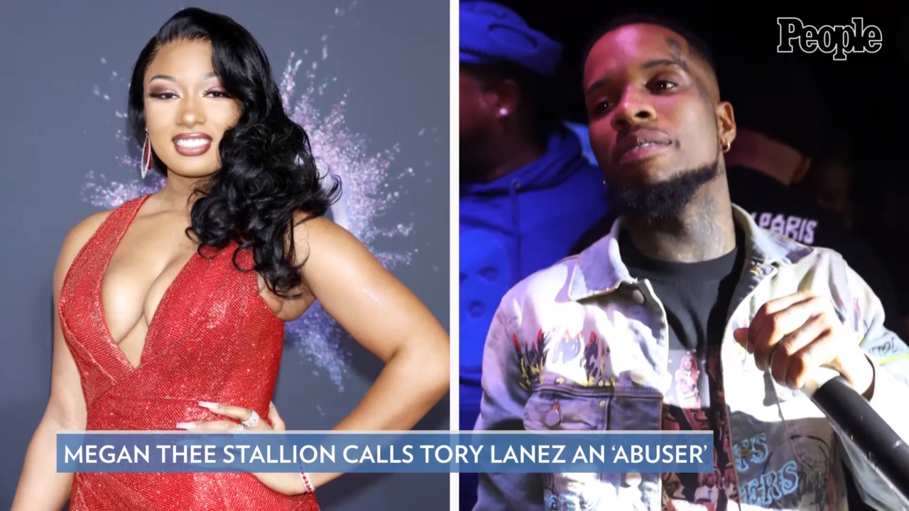Megan Thee Stallion Calls Tory Lanez an 'Abuser,' Says She's 'Not Changing' Her Story: 'You Shot Me'