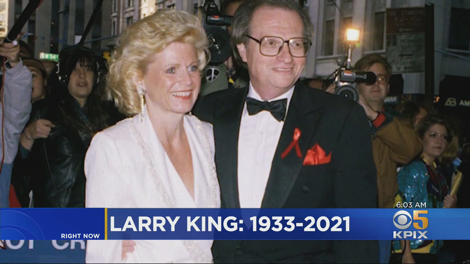 news.yahoo.com: LARRY KING DIES: Celebrated Talk Show Host Larry King Dies While Battling COVID-19 At Los Angeles Hospital