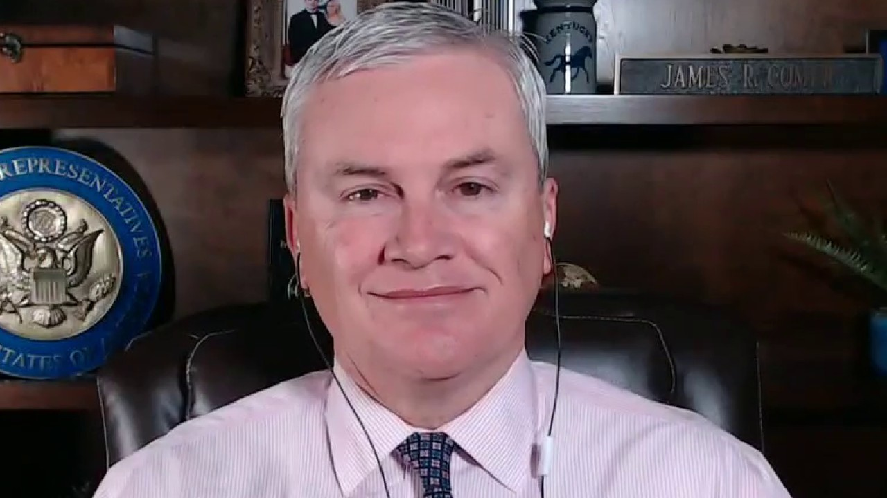 Biden executive orders look like 'America Last' policy approach: Rep. Comer