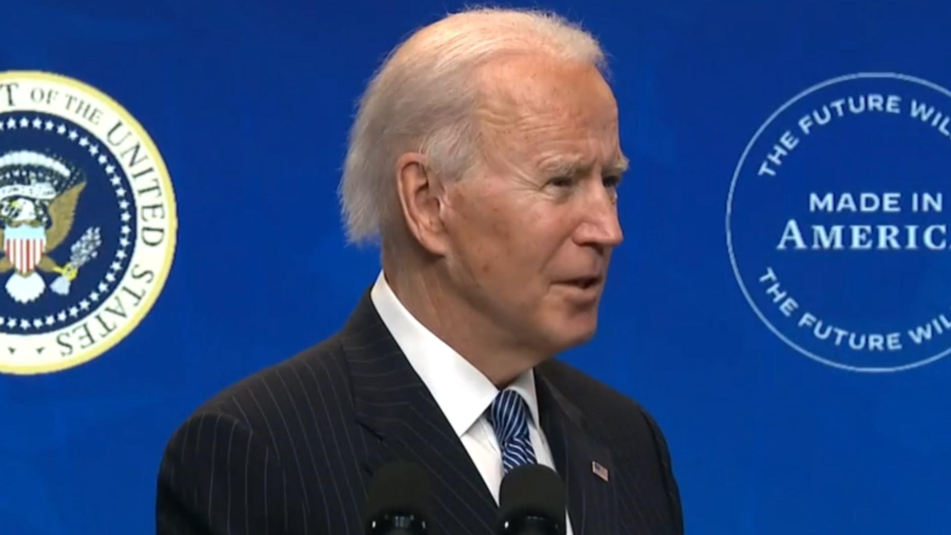 news.yahoo.com: Biden to address racism toward Asian Americans during pandemic