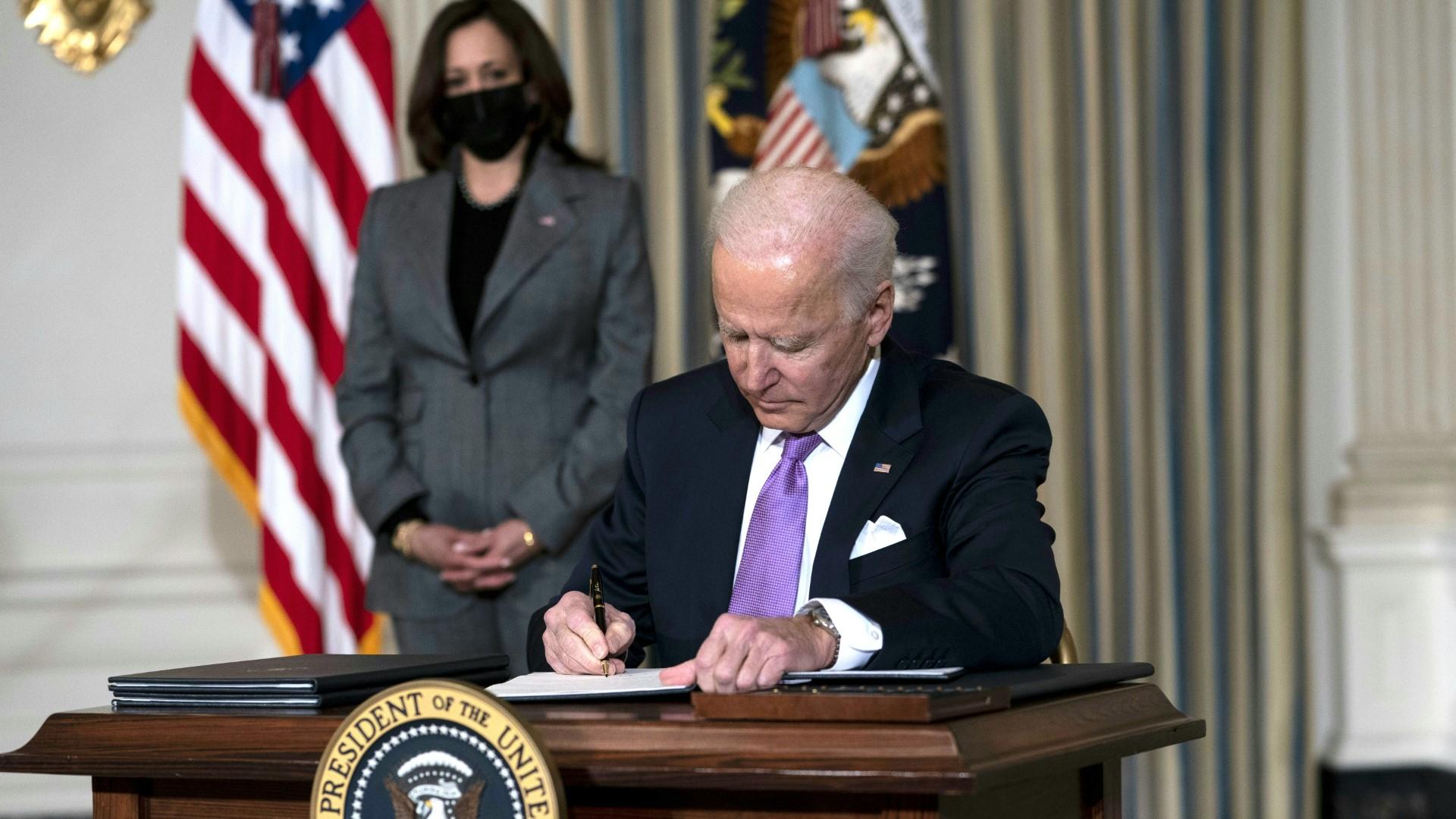 Biden will Rassengleichheit in den USA vorantreiben