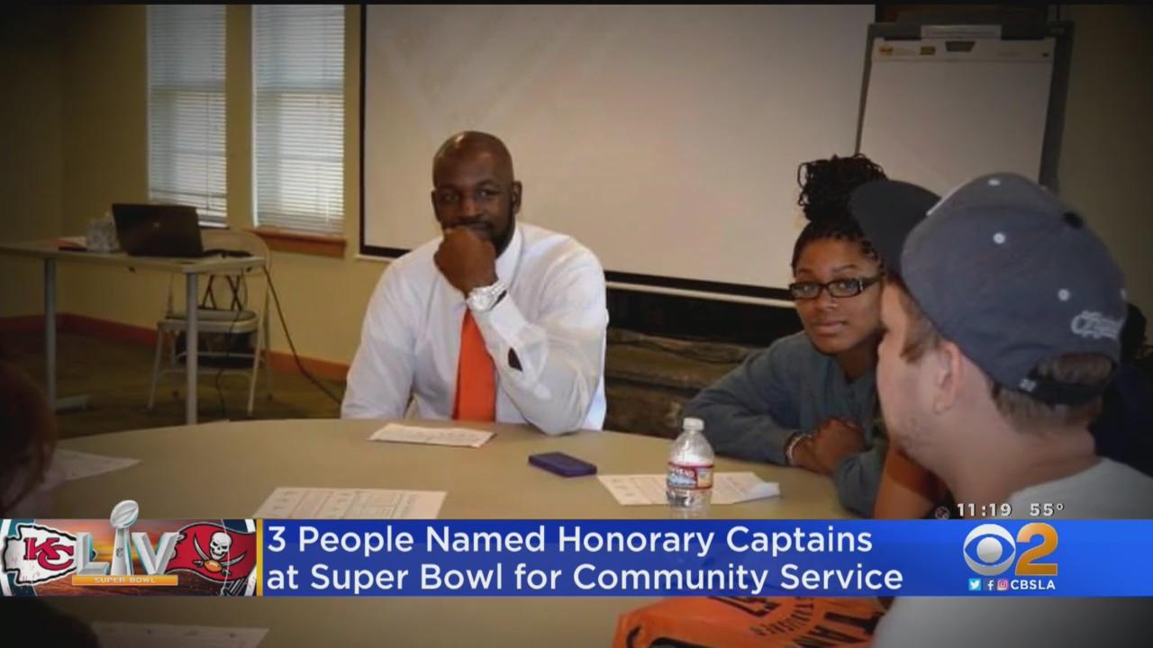 news.yahoo.com: LA Educator Trimaine Davis Named Honorary Super Bowl Captain