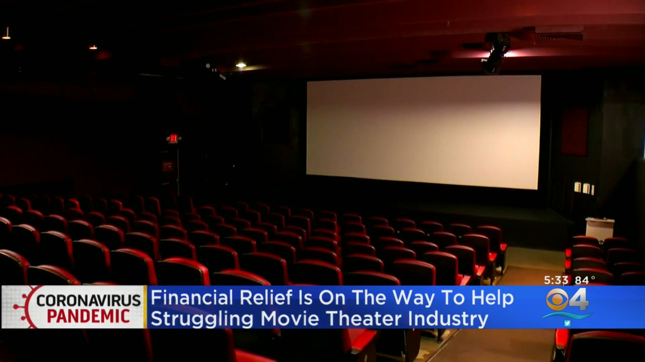 news.yahoo.com: Struggling Movie Theaters Getting Some Financial Help