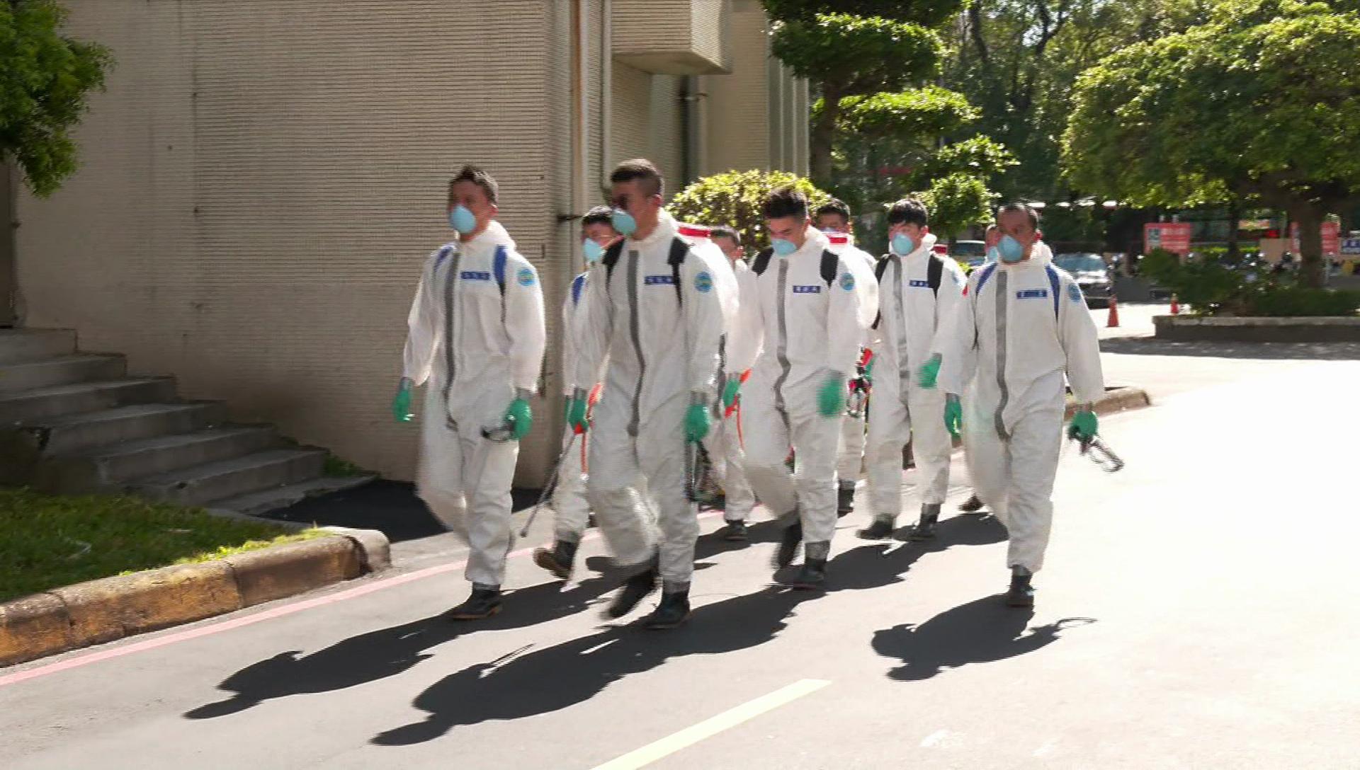 辛苦了! 化學兵官守崗位錯過兒出生 清潔員爆「離職潮」曝心聲