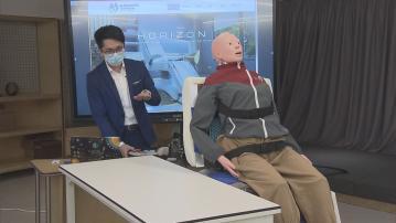 【好幫手】本地團隊研發過床機械人 冀減輕護理人員工作量