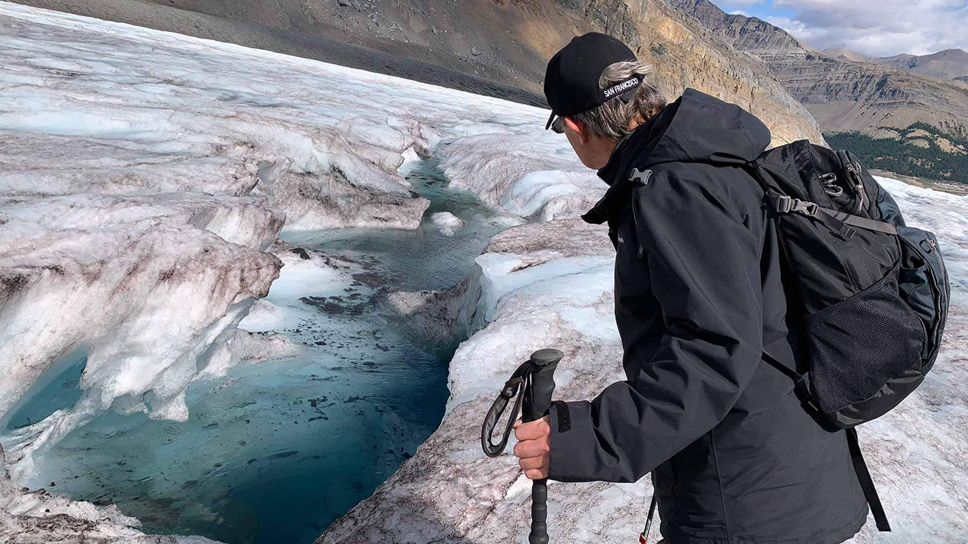 ca.news.yahoo.com: Melting ice and glaciers could lead to water crisis