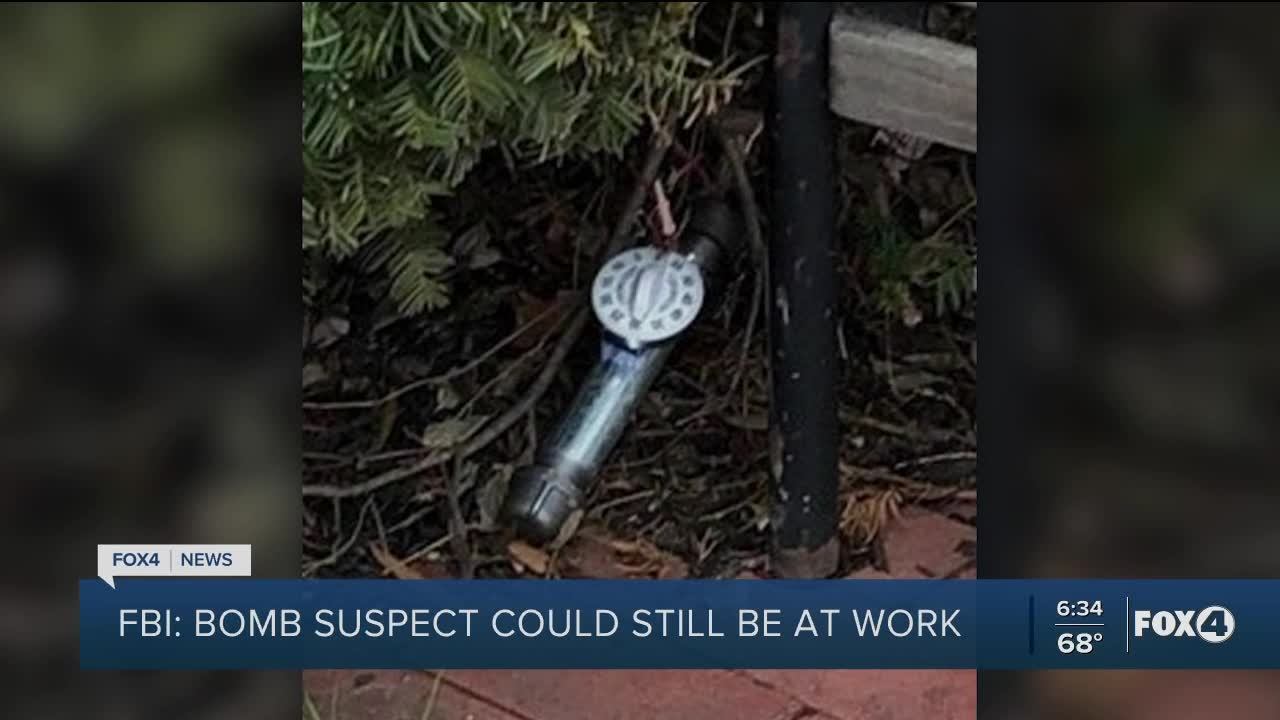 news.yahoo.com: FBI: pipe bombs were placed night before the riots