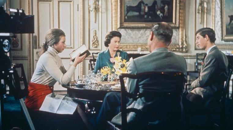 禁播逾50年! 英國王室紀錄片YouTube神秘曝光