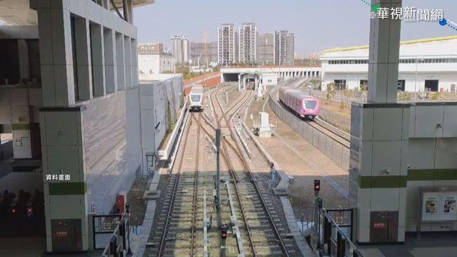 中捷藍線20站 串接台中車站到台中港