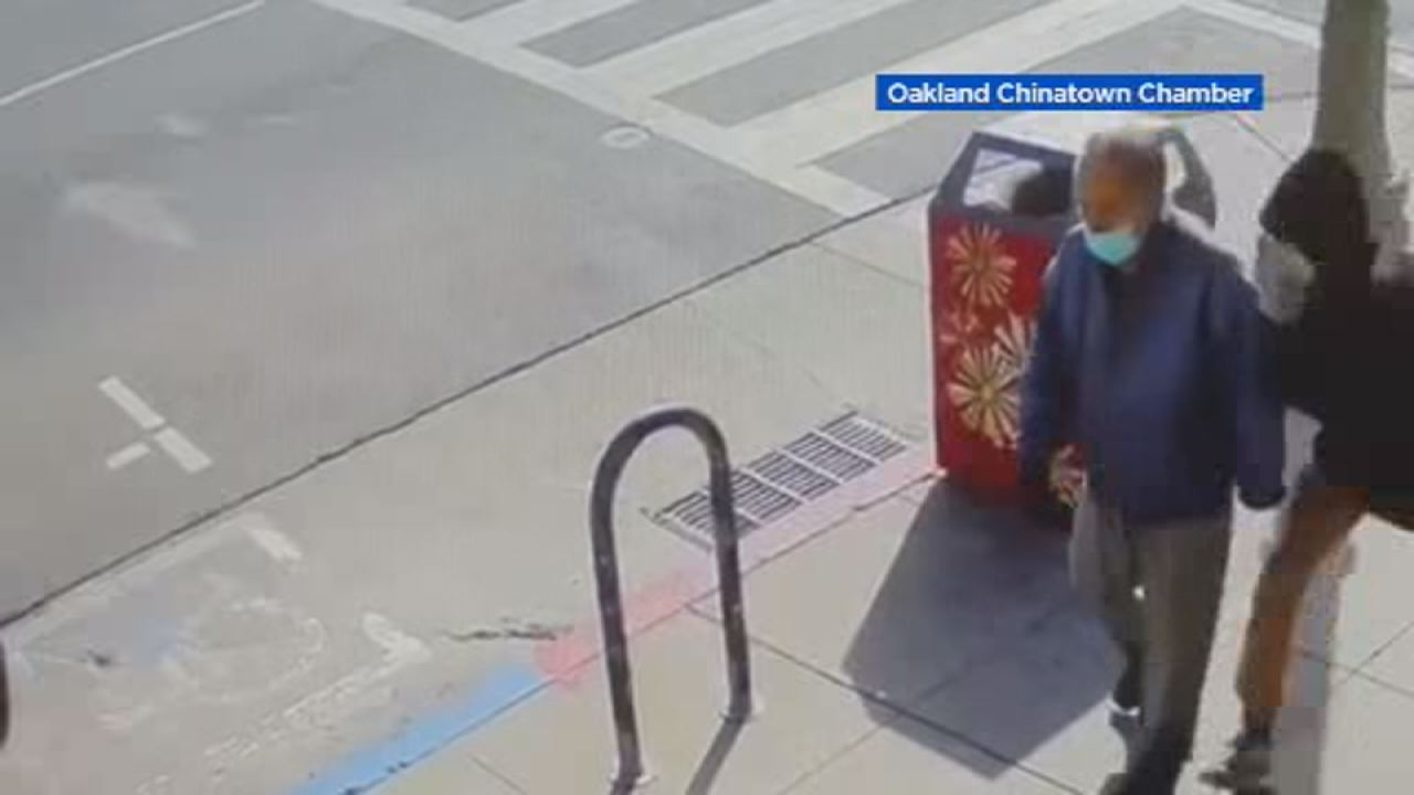 news.yahoo.com: Actors offer reward after 91-year-old attacked in Oakland's Chinatown