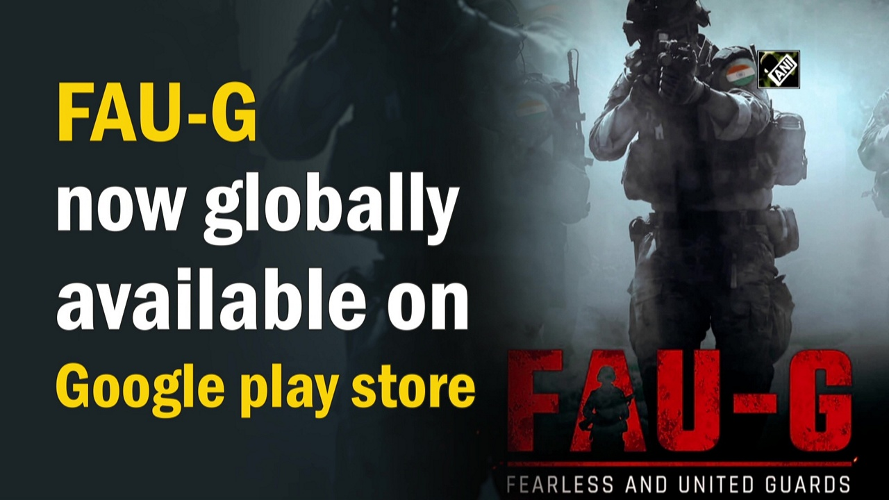 FAU-G now globally available on Google play store - Yahoo India News