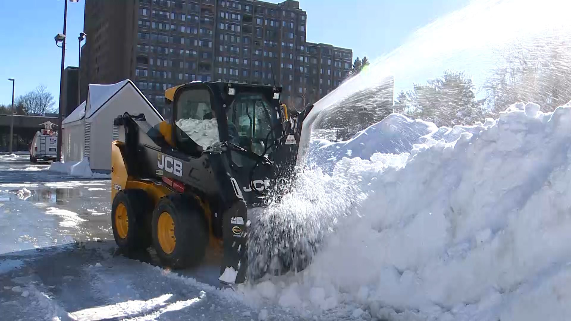 news.yahoo.com: Snowy February creating problems for Massachusetts communities