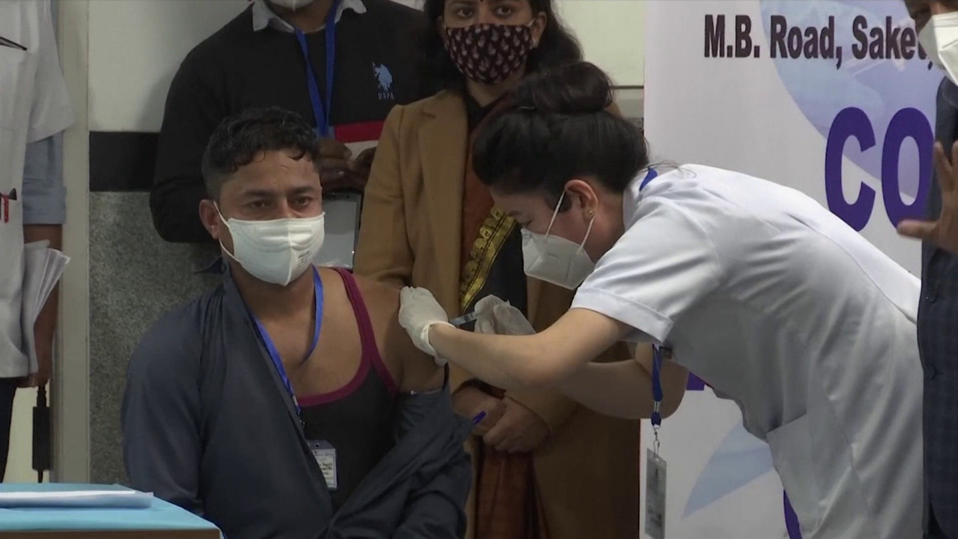 AZ疫苗副作用? 印度接種數達603萬人...驚傳23人死亡