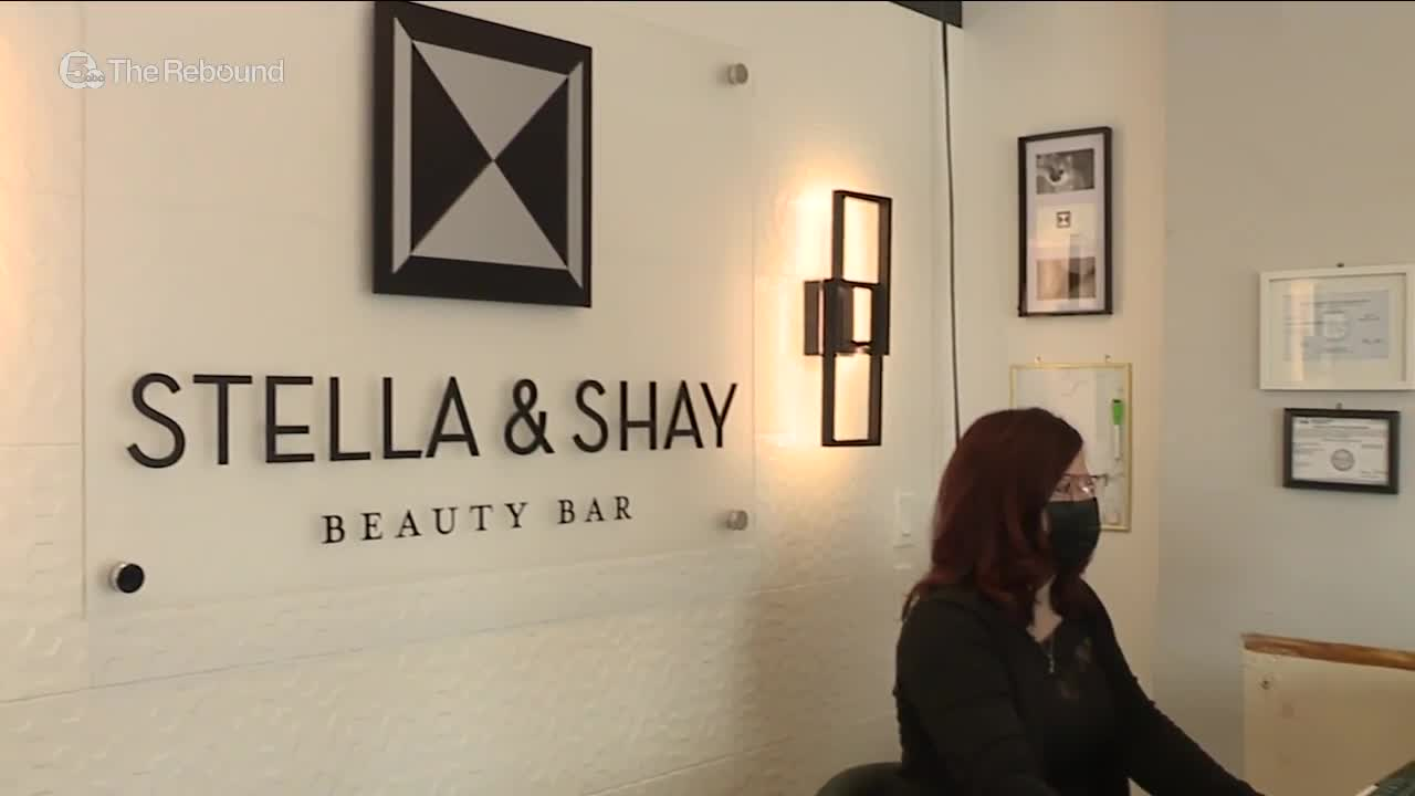 Stella And Shay Beauty Bar Rises Above Pandemic Challenges Opens New Location