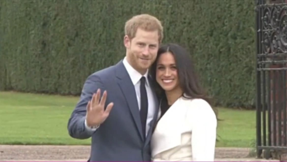 情人節最好的禮物!英國王子哈利宣布第二胎報到