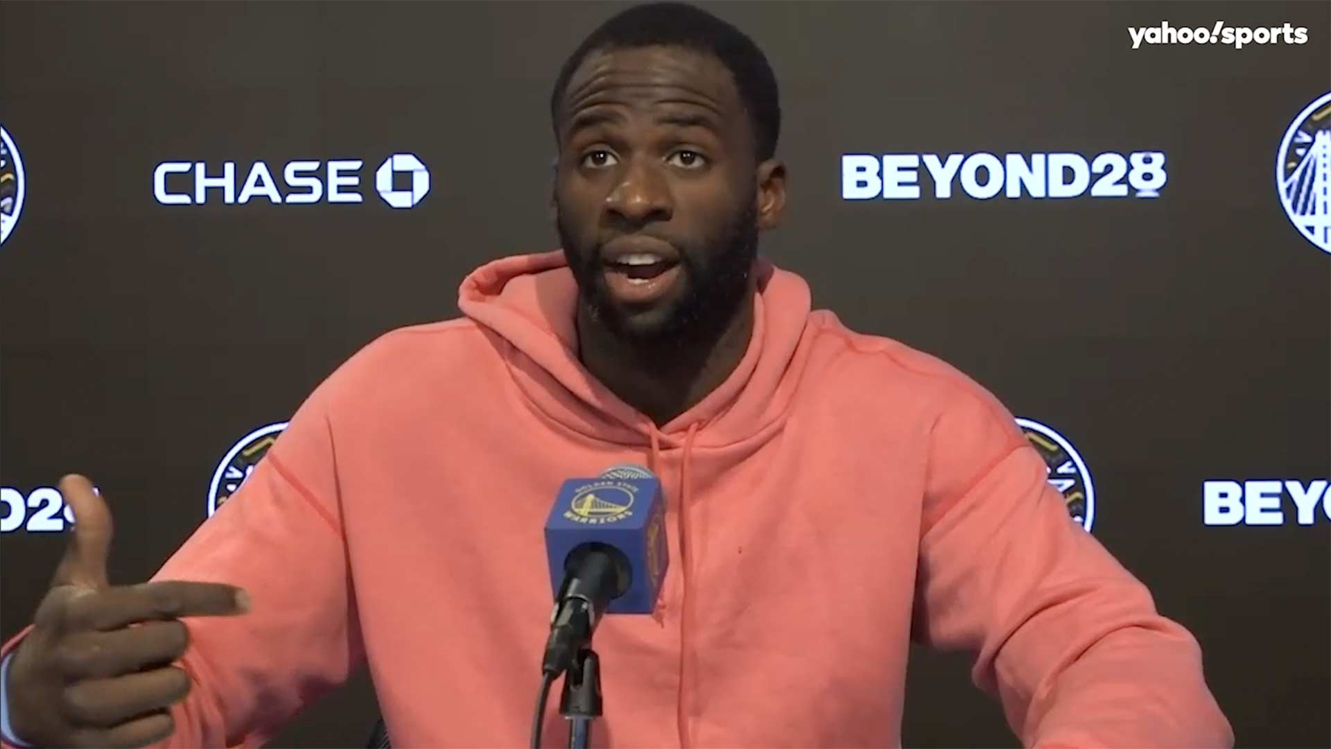 Draymond isn't very right about NBA company thumbnail