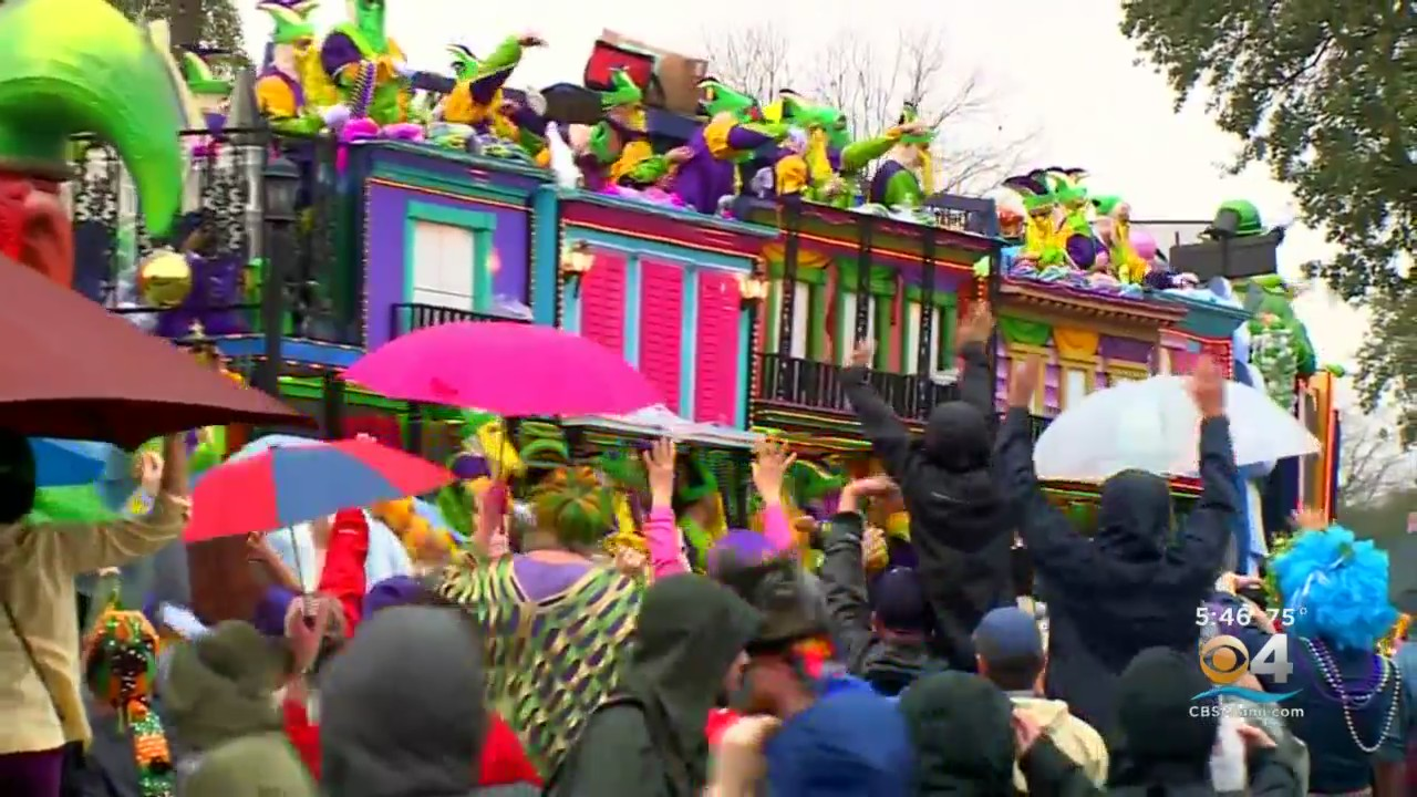 Pandemic Has New Orleans Looking Very Different This Mardi Gras - Yahoo News