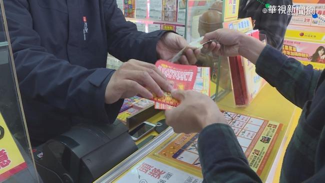 財神眷顧台南 大樂透1.07億一注獨得