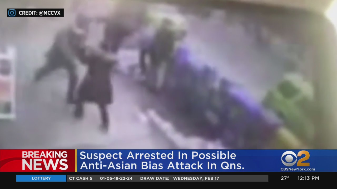 news.yahoo.com: Suspect Arrested In Possible Anti-Asian Attack