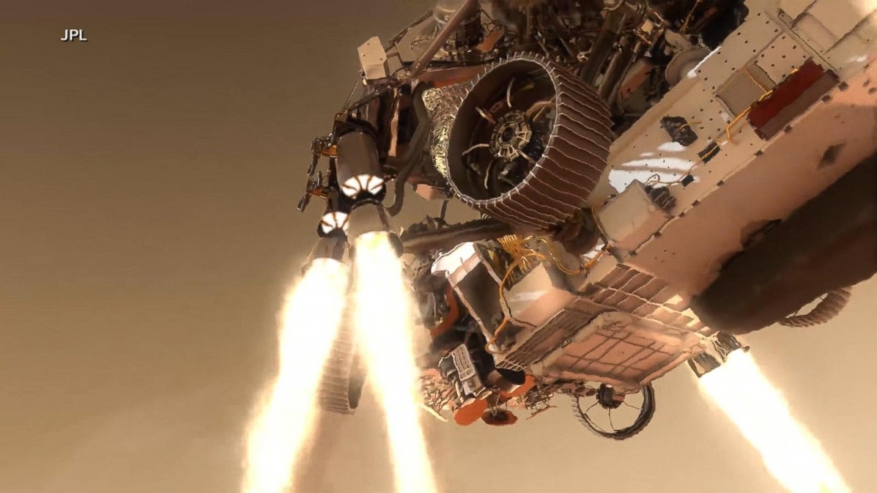 www.yahoo.com: 7 minutes of terror: The Perseverance rover's critical landing on Mars