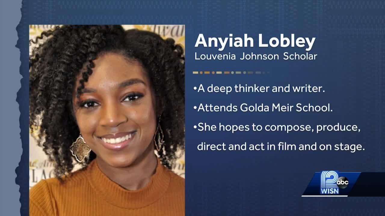 Anyiah Lobley a Louvenia Johnson Scholar