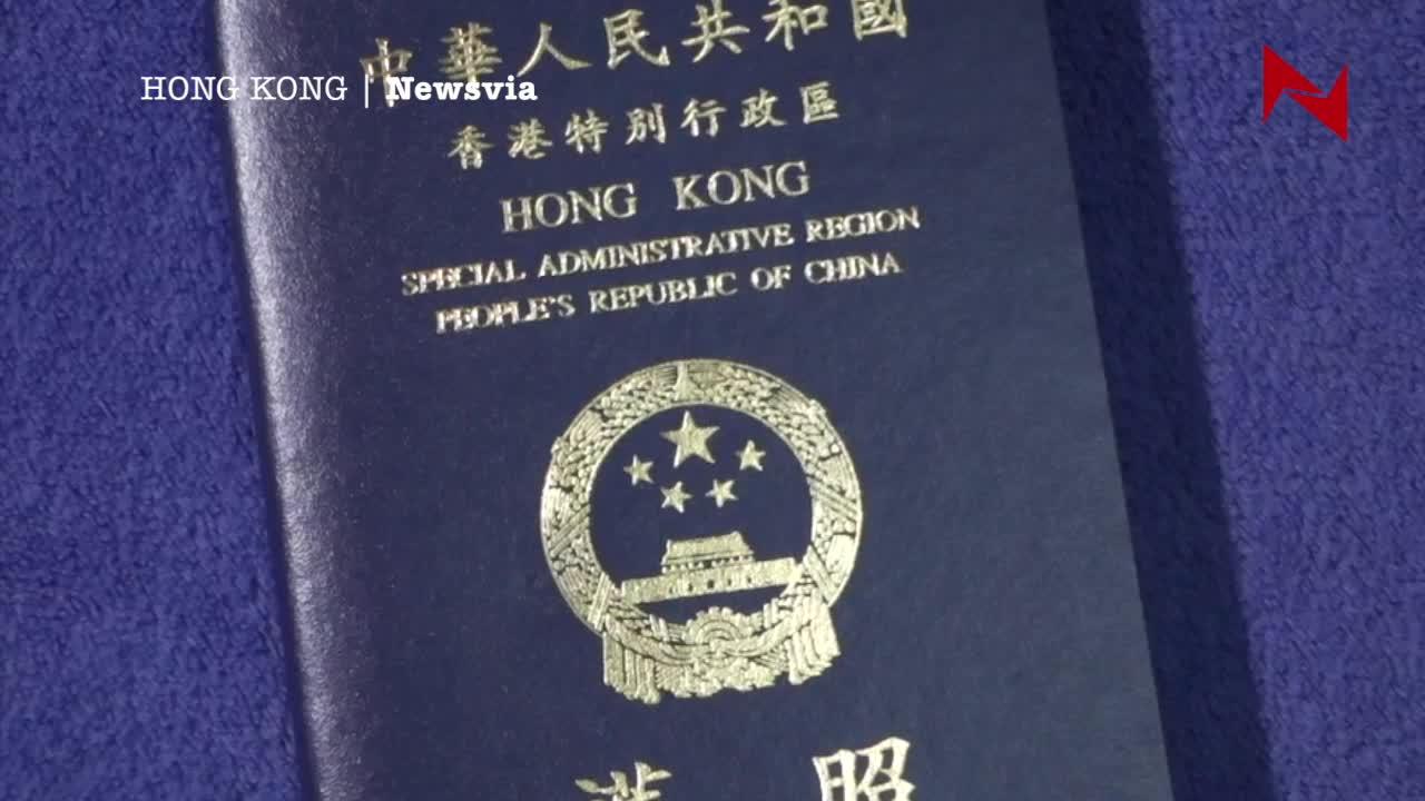 去年申請特區護照人數自回歸以來首次少於BNO護照