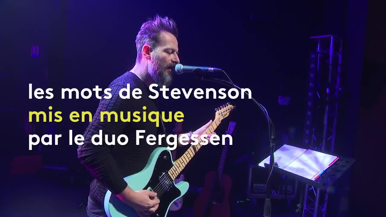 Le duo pop Fergessen prépare un spectacle sur l'univers de Robert Louis Stevenson
