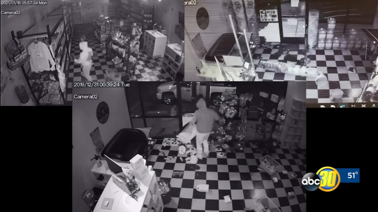 news.yahoo.com: Fresno County small business targeted by thieves four times, costing owners ,000