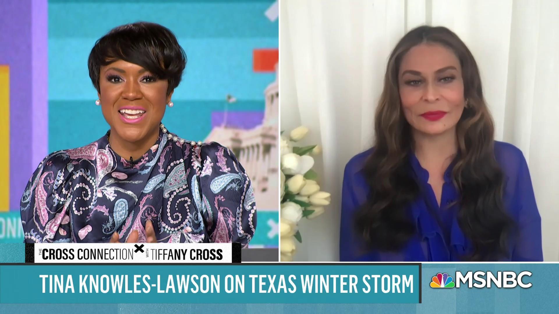 news.yahoo.com: Beyoncé's mother, social justice activist Tina Knowles-Lawson, decries racial injustices in policing and sentencing