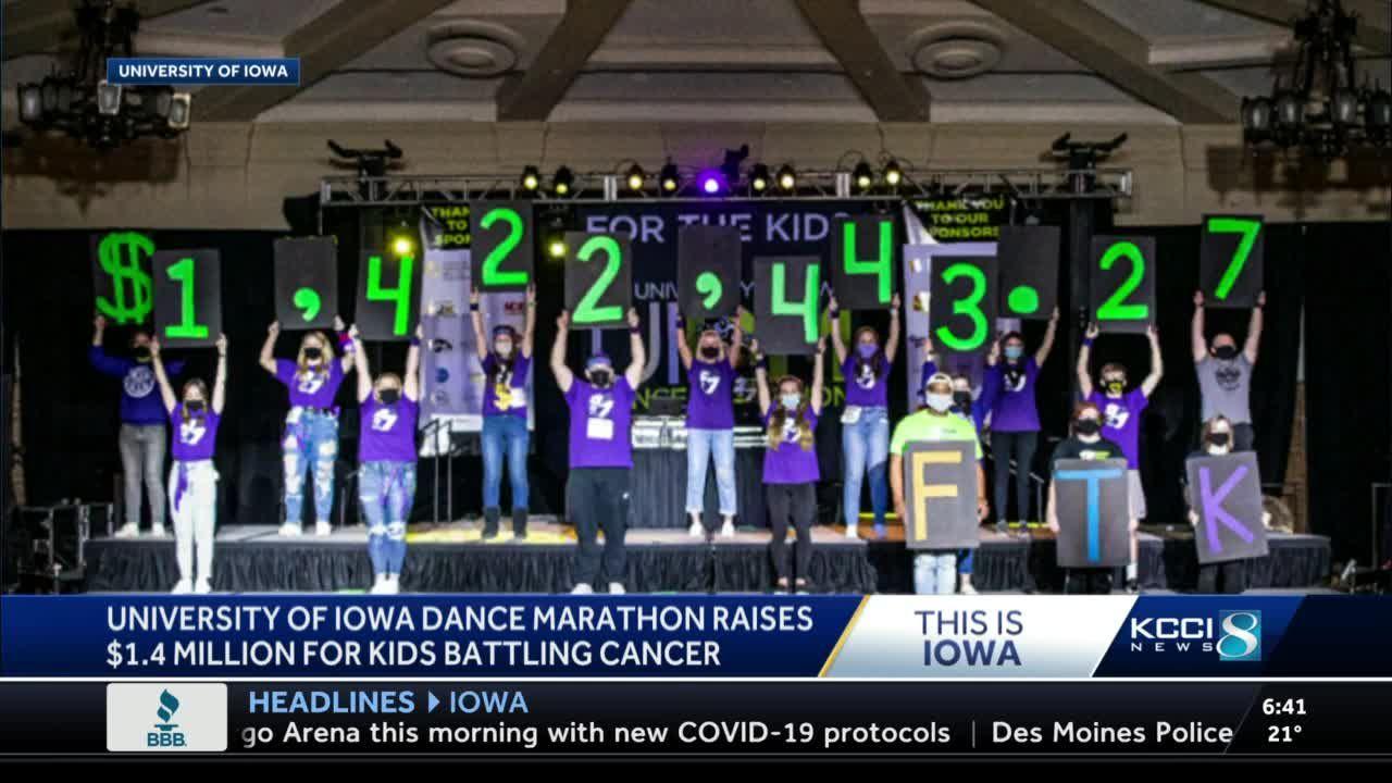 Virtual Dance Marathon raises $1.4 million for charity - Yahoo News