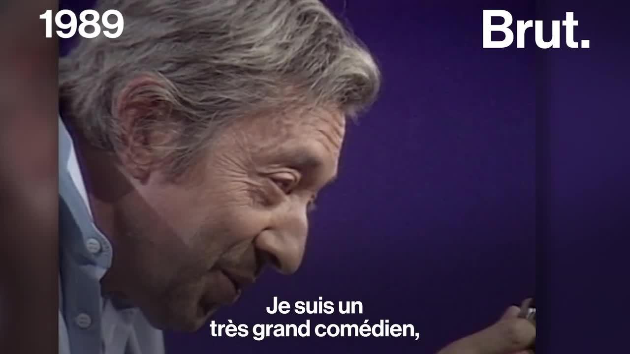 VIDEO. On vous raconte l'histoire de Serge Gainsbourg