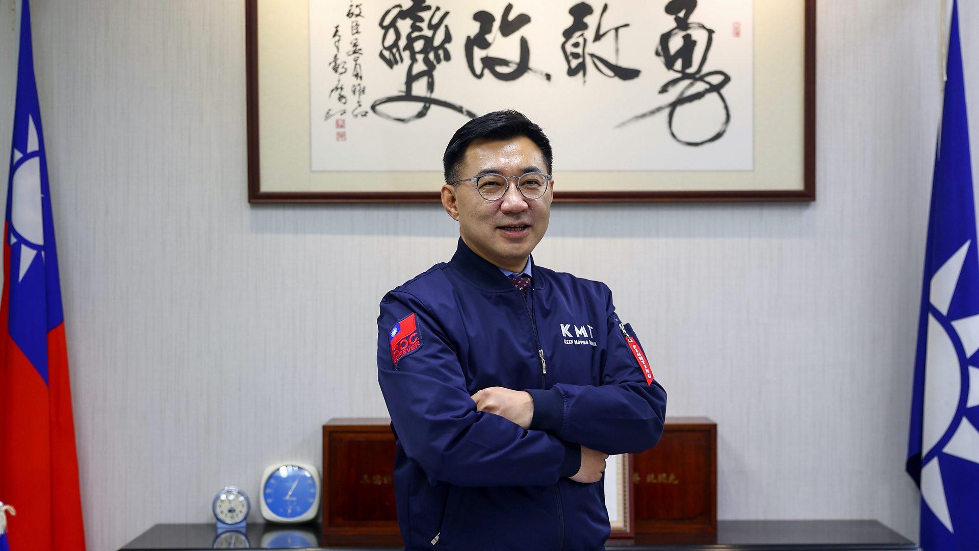 國民黨主席江啟臣:不急於與中國國家主席習近平會面