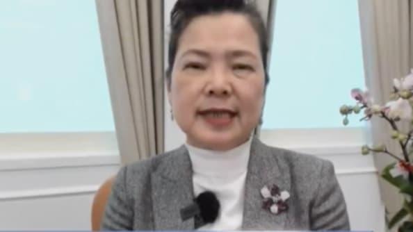 全球爭搶台晶片 王美花:扮演友善供應鏈角色