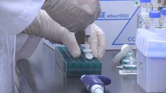 國產疫苗拚7月量產 建二廠增大產能