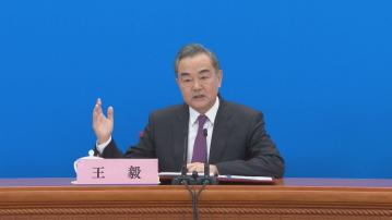 王毅:效忠祖國是公職人員必須遵守的基本政治倫理