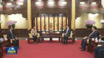 韓正冀澳門做好立法會選舉 香港選舉則未有提及